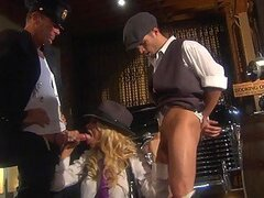 Fucking Mobster Nailing Sexy Blonde Big Tit Hoe Jessica Drake
