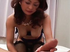 Wakeari celeb woman giving blowjob and riding cock