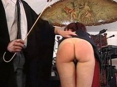 Kinky Teachers Get Their Round Asses Spanked By a Young Student