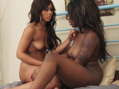 Naughty babes are having fun
