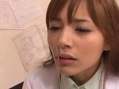 One Hell Of a Blowjob By a Gorgeous Japanese Babe