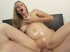 Pregnant Teen Gets Wild Fuck Session